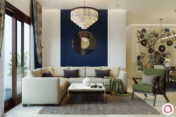 POP-designs-for-living-room-mirror-blue-wall-POP