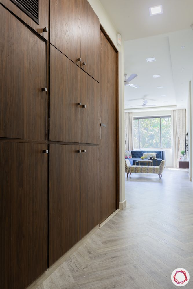 flat interiors-foyer-entryway-storage-cabinets