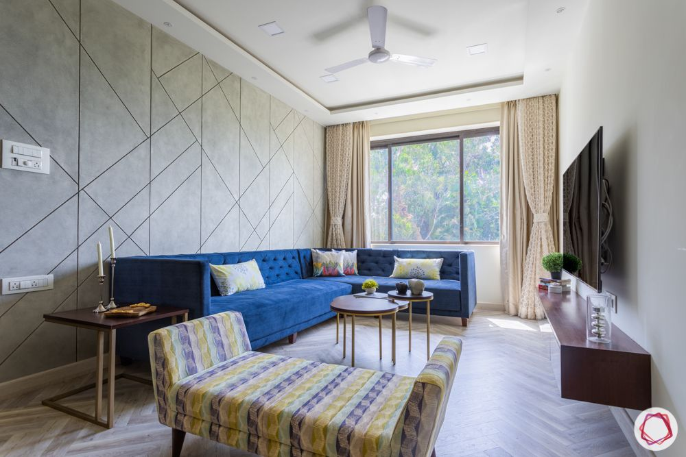 Budgeted Comfort For This 2bhk