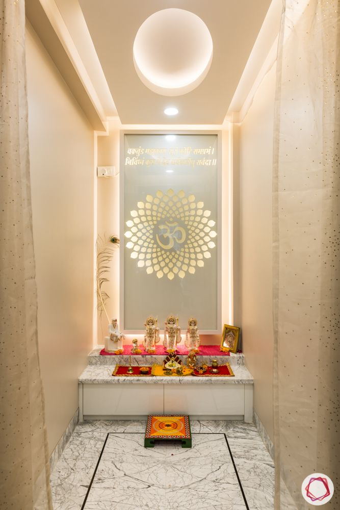 Pooja Room Design For Home: Pooja Room Designs That Stand Apart