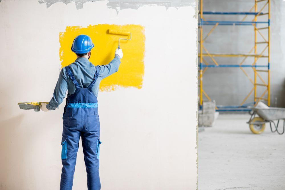 painting wall-wall painting ideas