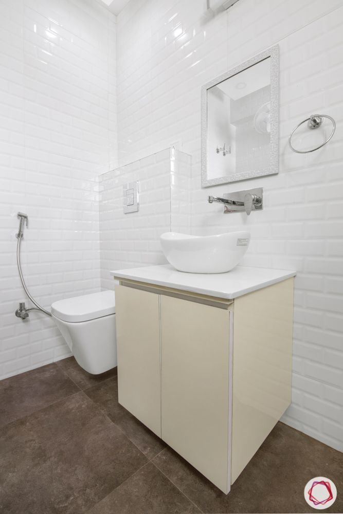 We Design Compact Bathrooms Differently