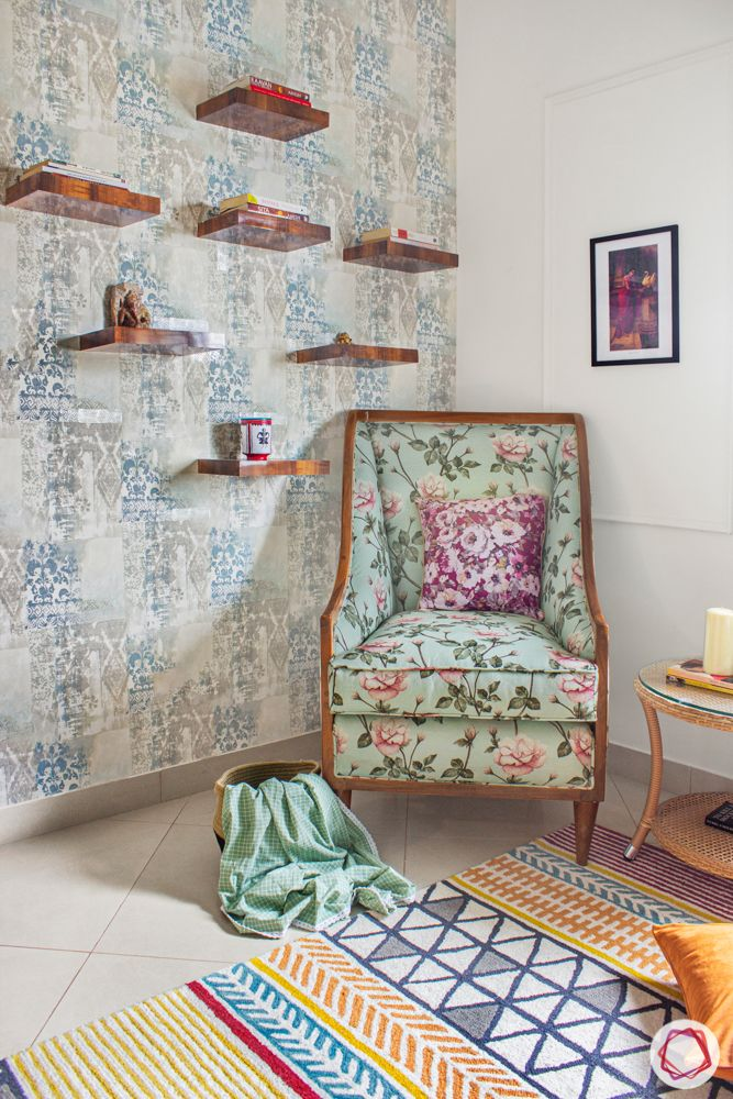 ideas-for-dead-space-in-living-room-corner-seat-floral-chair