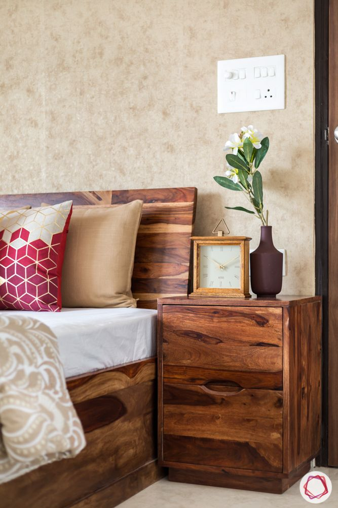 wooden bed designs-wooden side table designs
