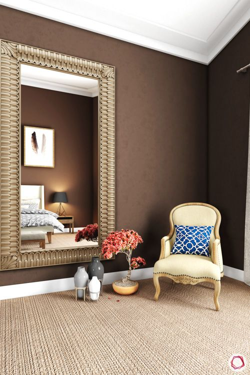 home-decor-trends-2020-vintage-style-chair-mirror
