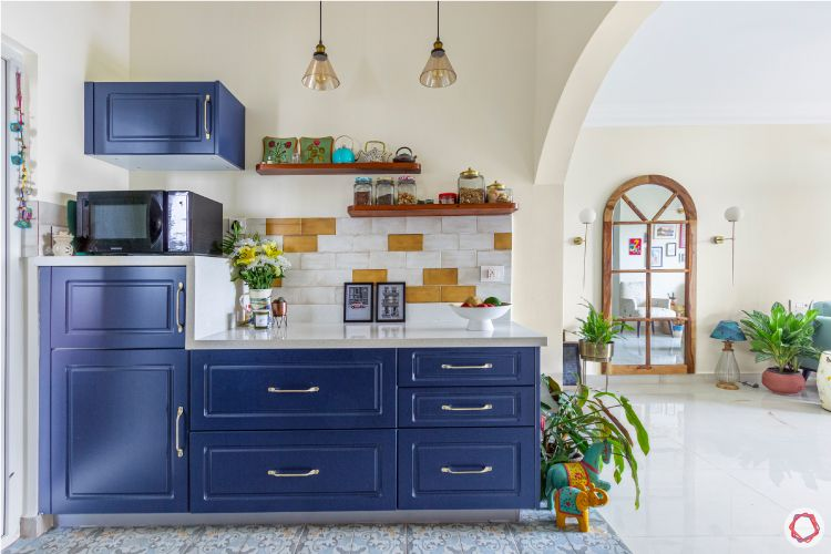 kitchen cleaning tips-shelves and cabinets