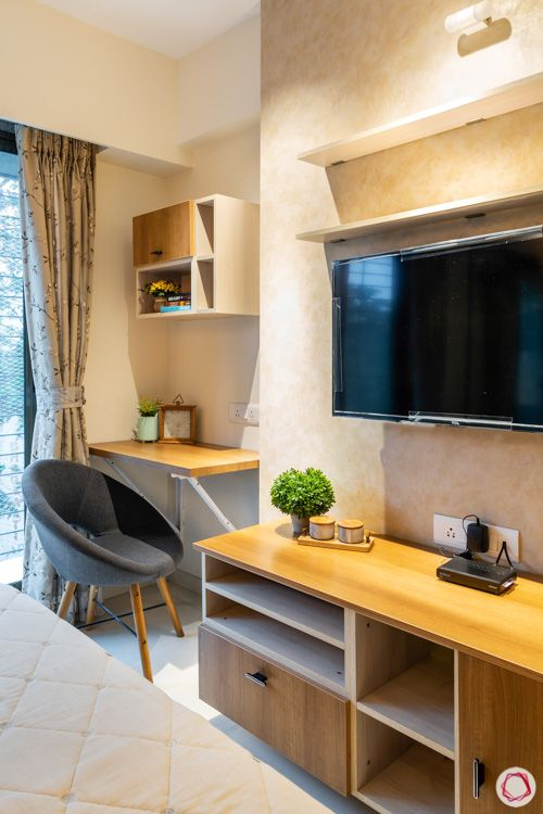 types-of-chairs-tub-grey-wooden-legs-mounted-table-TV-unit