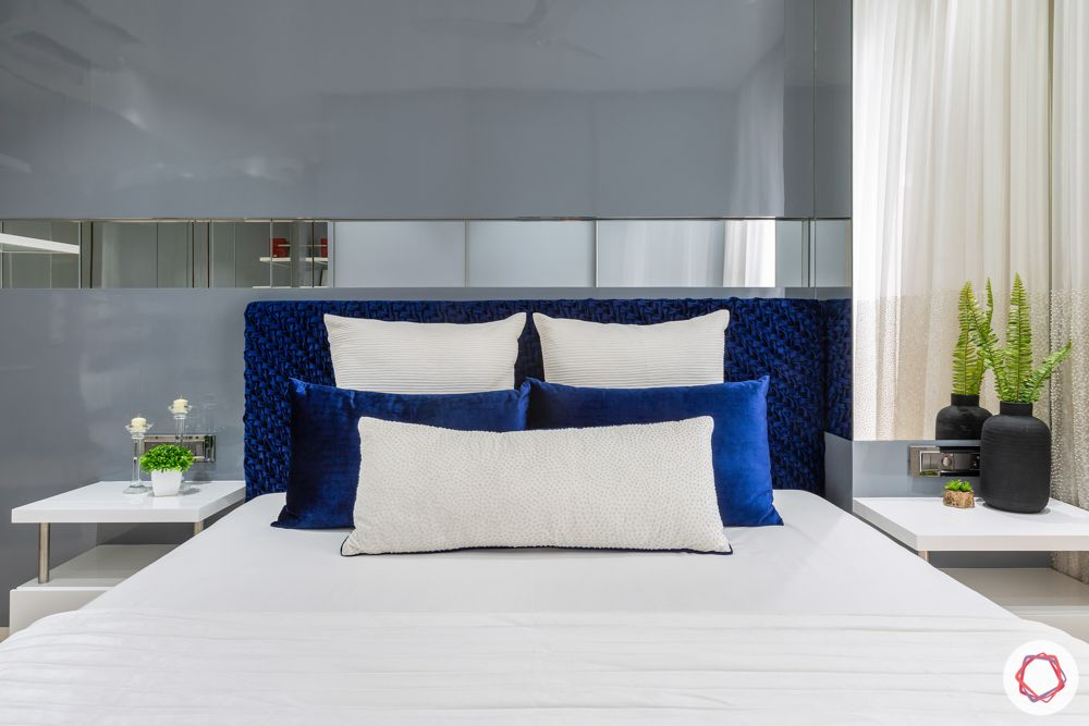 lodha-elisium-master-bedroom-cushions-bed-french-knots
