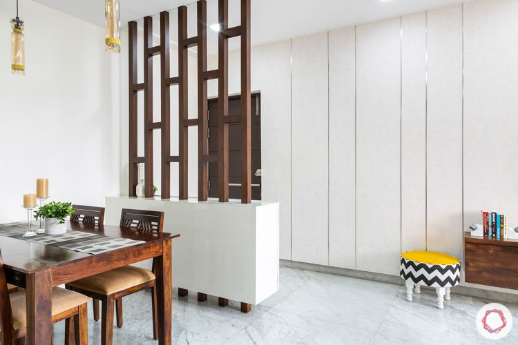 lodha luxuria priva-shoe cabinet designs-wooden partition designs