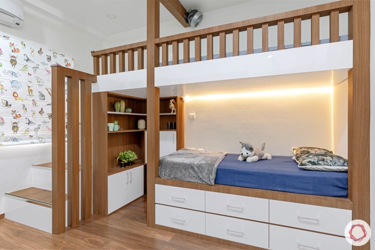 bunk bed designs-bunk beds with storage