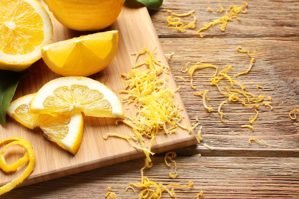 how to get rid of spiders-citrus-lemon