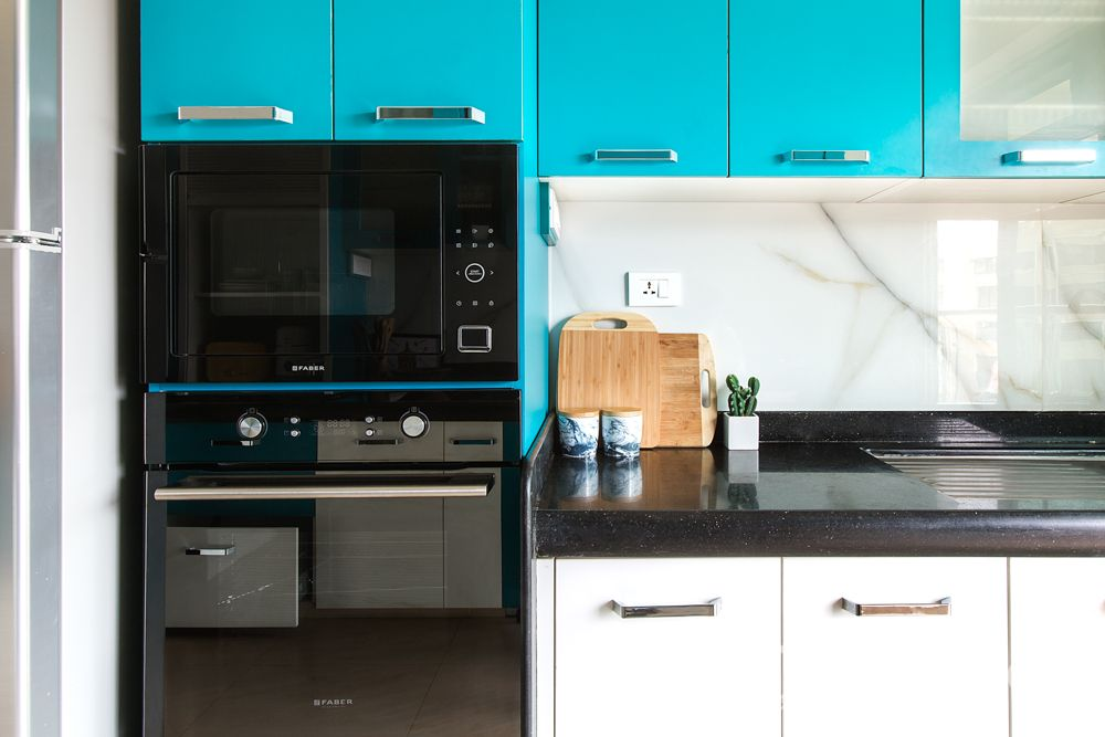 modular kitchen-appliances