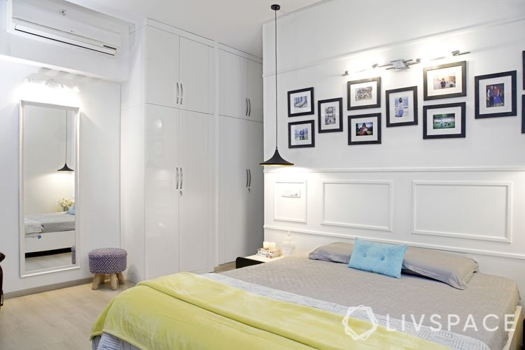 interiors in gurgaon-wall moulding designs-gallery wall designs
