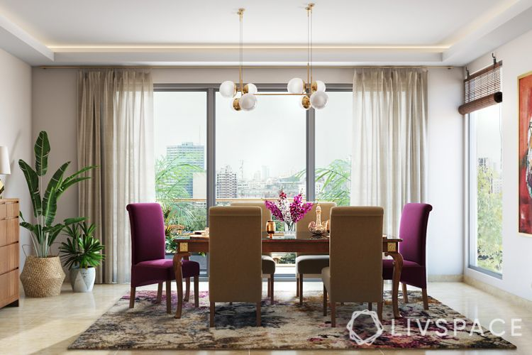 celebrity-dining-rooms-twinkle-khanna-colourful