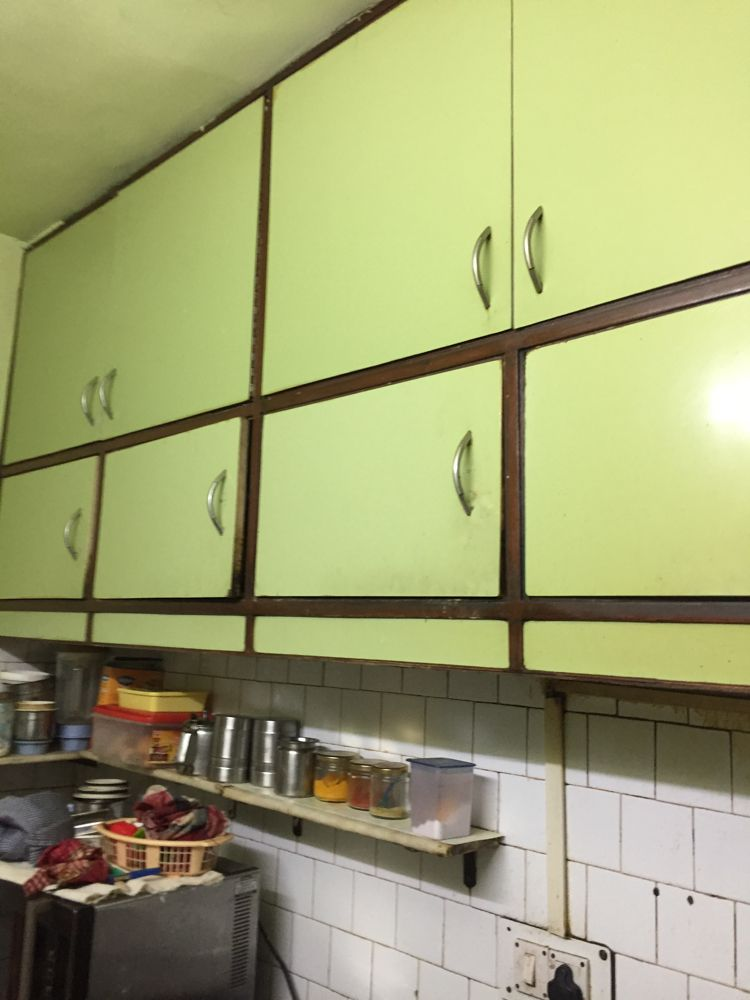 small-kitchen-renovation-old-green-cabinets