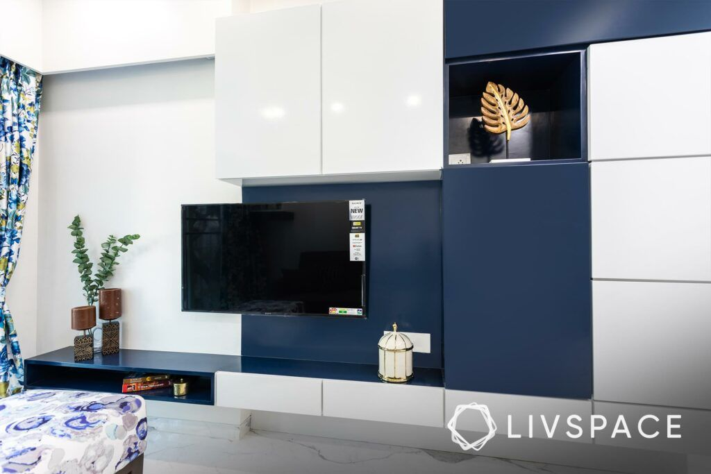 Living room-cabinets