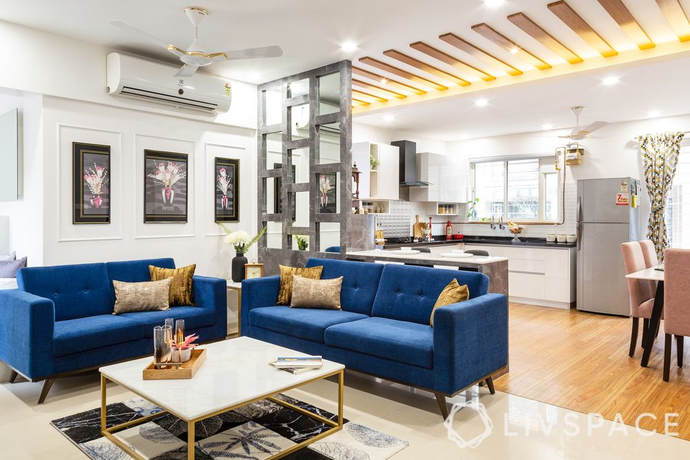 This Pune 3bhk Has The Best Collection Of Shelf Designs