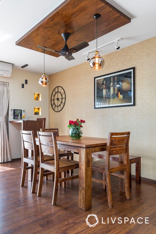 how to clean house-wooden dining table-wooden flooring-homekeeping