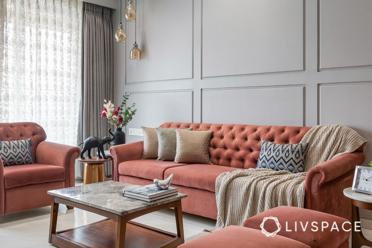 how to clean house-orange sofa-pendant lights-upholstered sofas