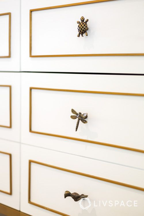 how to clean house-cabinet handles-brass hardware-