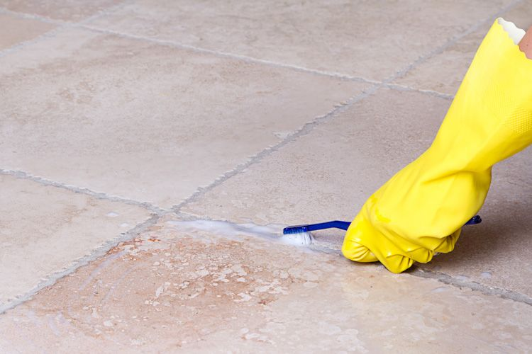 how to clean house-bathroom tiles-cleaning