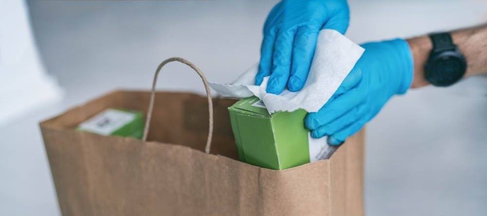 how to protect yourself from coronavirus-clean purchases