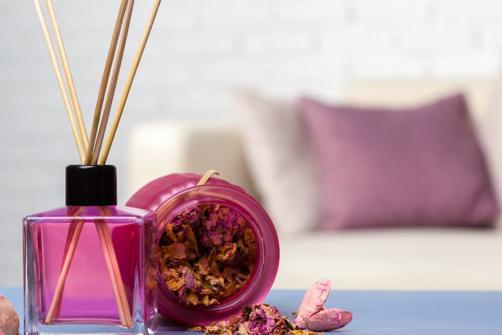 how to make a happy home-aromatherapy for home