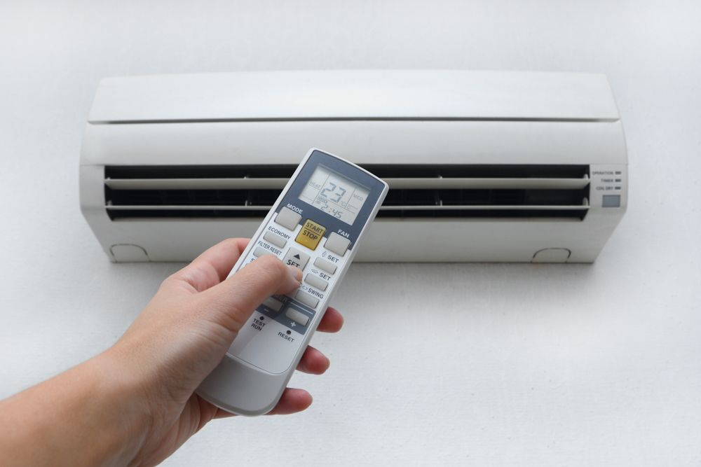 how to save electricity-ac unit-remote
