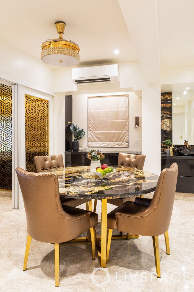 Indian marble and Italian marble-price-dining tabletop