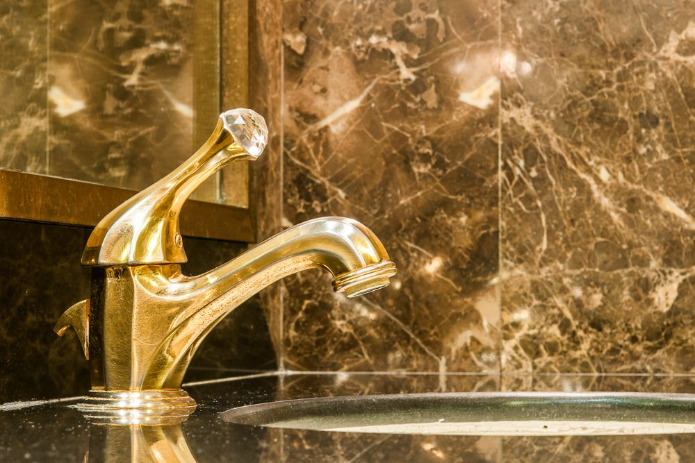 How to Clean Taps-Metal Plating