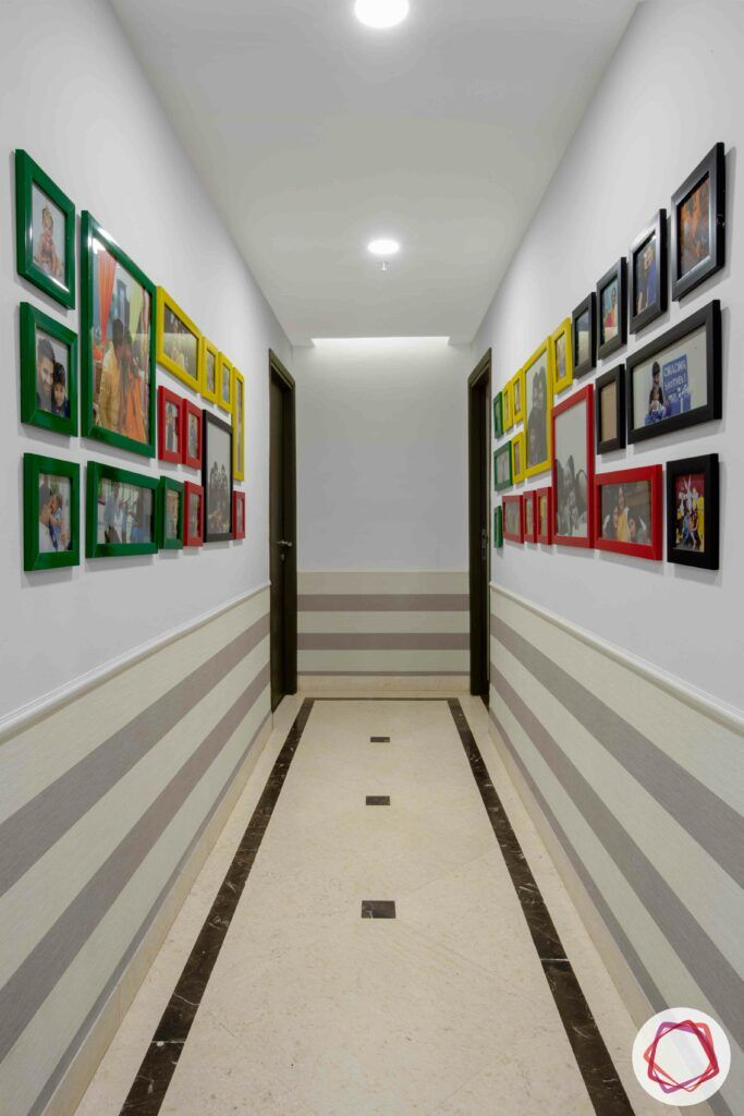photo frame designs-gallery wall designs
