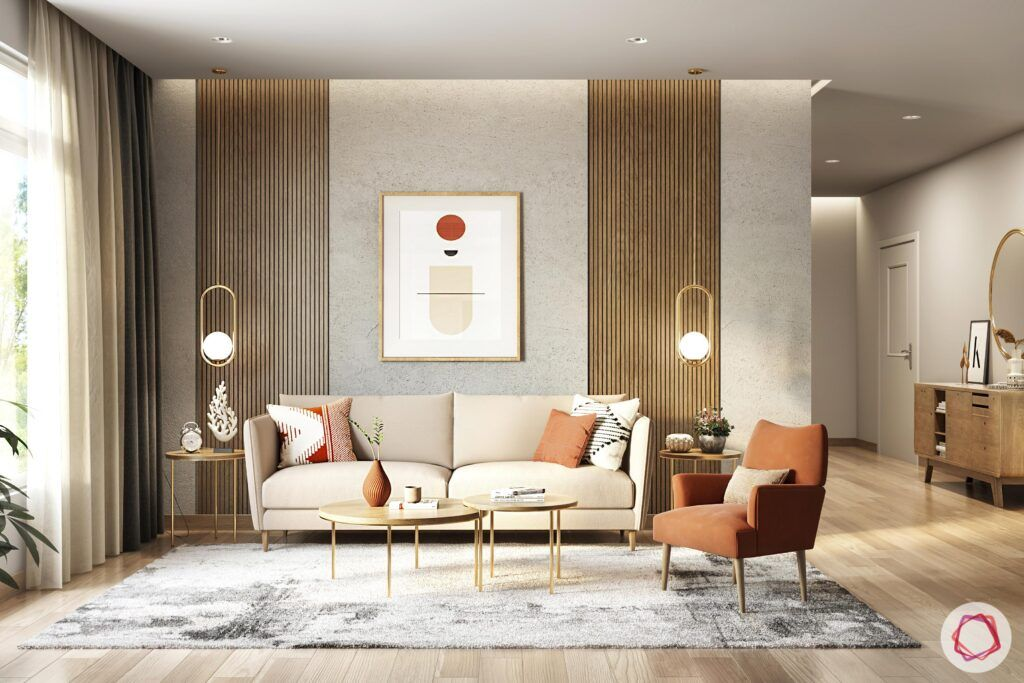 living room-pendant lights-ceiling lights-bright space