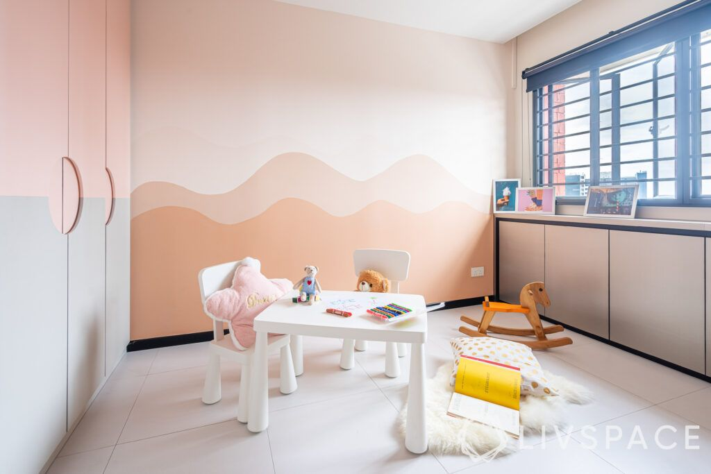 Interior designer singapore-kids room
