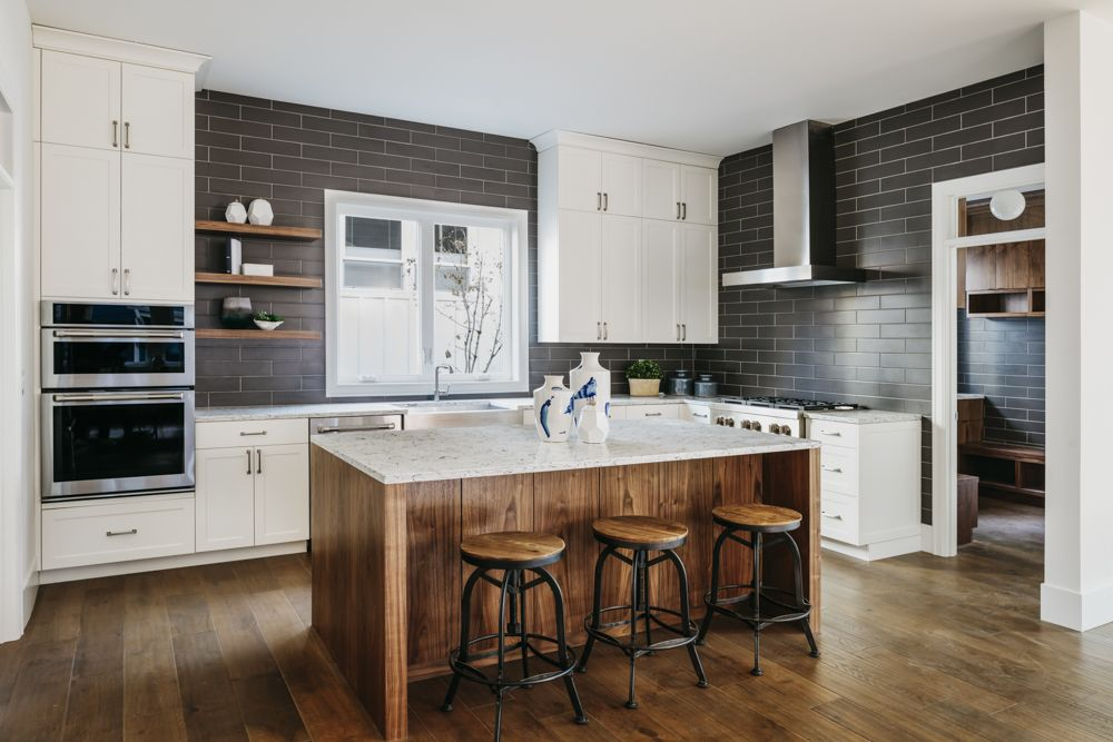 kitchen cabinets-particle board