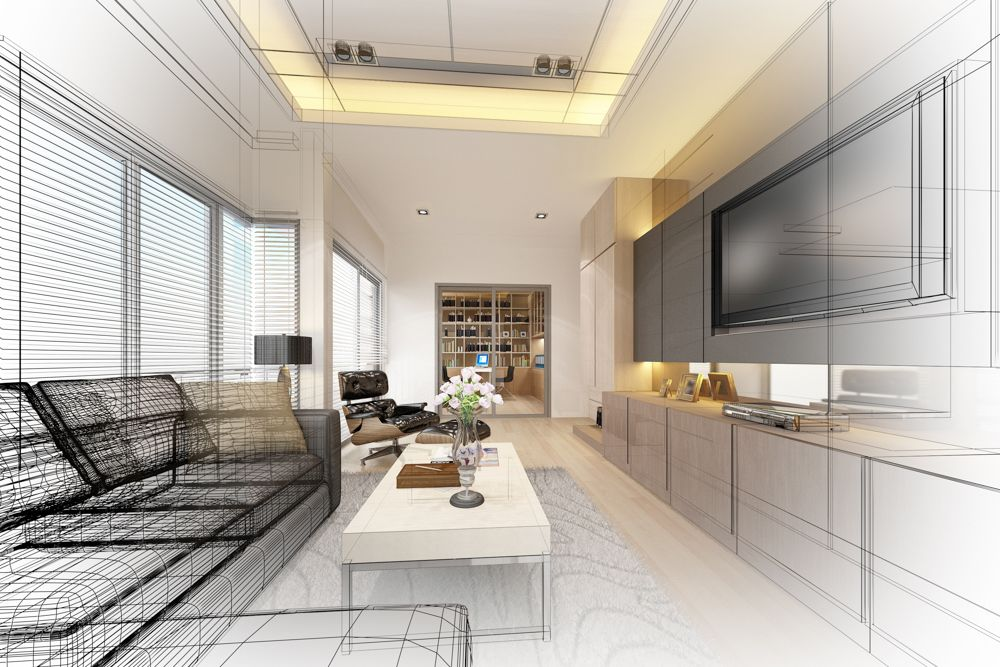 Livspace-designs-sketch