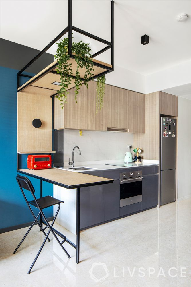 open kitchen-compact