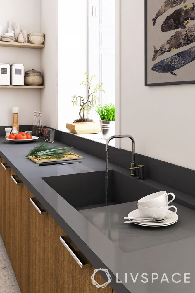 grey soapstone-cups-sink designs
